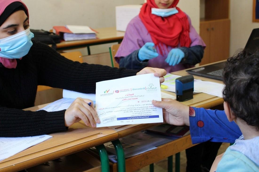 Komunitní školka Tahhadi